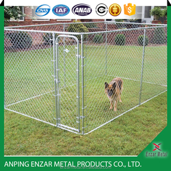 Chain link fence/Fencing/Fence panel/Dog Cage/Animal cage/China supply