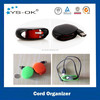 2015 new promotional gift earphone cable automatic bobbin winder