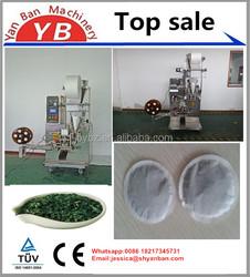 Shangahi factory high speed YB-66 Automatic round shape tea bag packing machine