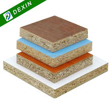 White, Black, Blue, Red, Beech, Cherry, Walnut, Teak Chipboard Melamine Coated