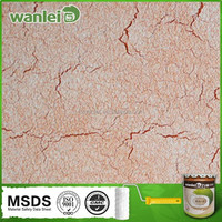 Special decorative silica sand wall paint