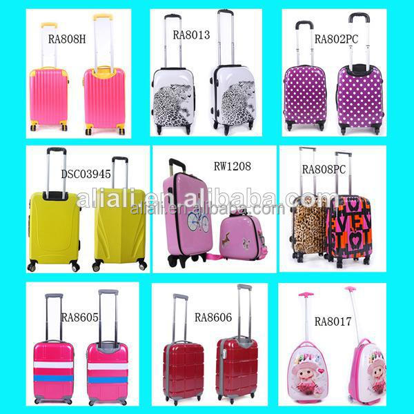 best fashion kids soft eva luggage case trolley suitcase travel case luggage bag