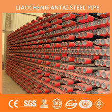 Used oil and gas seamless steel pipe with hot sale