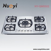 Cooking equipment stainless steel best price gas cooker
