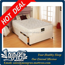 popular wholesale spring single hotel room bed mattress