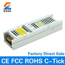 Hot sale 150W 12V 12.5A Constant Voltage LED Switching Power Supply With CE RoHS FCC
