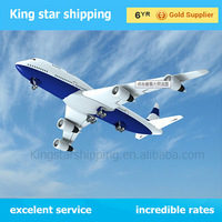 fast air freight with excellent service from Shenzhen to South Carolina