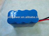 bms lifepo4 12v battery pack