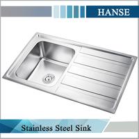 K-E9050B import sink/ foster kitchen sink/ stainless steel basin