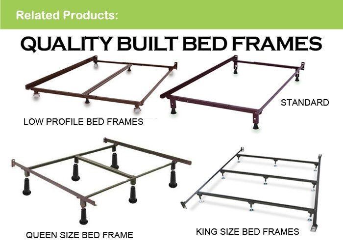 how to assemble a queen size bed frame 2