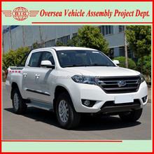 pickup trucks 4x4 diesel fuel with 140km/h max speed (skd/ckd kits available for assembly)