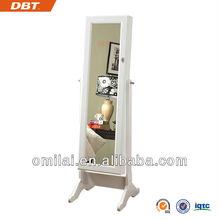 Venetian Mirrored jewelry cabinet furniture Bedroom