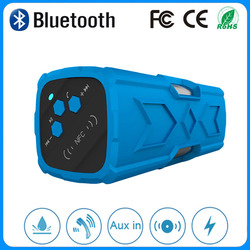 Trending hot new tiny mini portable cute bluetooth speaker with silicon rubber edge