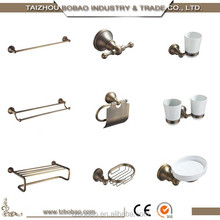 High quality Antique Bathroom Accessory and Rose gold bathroom accessory manufacturer and supplier