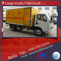 3000-5000kg DONGFENG cargo van, diesel van,delivery van