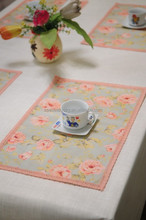 Rose High Quality Reach Standard Hot Selling Woven Place Mats/dish Mat/table Runnerwith Many Designs