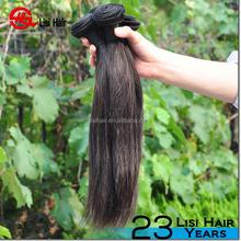 Cheap hot sale natural silky straight wave peruvian hair