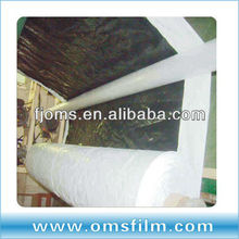 2012 35mm agricultural plastic black/white cover film with bags