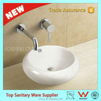 ceramic art basin galvanized wash basin