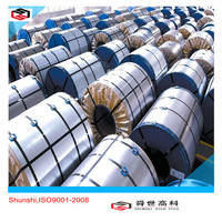 HR Q235 Carbon Steel Hot Rolled Steel Coil / Sheet from Shandong Shunshi