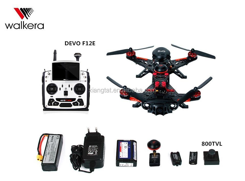 FPV Walkera Runner 250 Advance 5.8G 100mw DEVO F12E Drone Racing Quadcopter RTF
