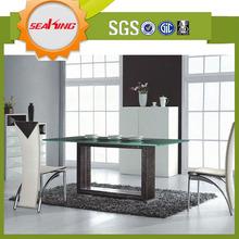 mobili per la casa moderna telaio in acciaio inox tavolo da pranzo disegni