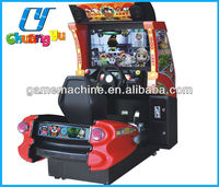 2013 USA Hot Sale High Quality Coin Operated Crazy and simulator racing game machine DIDO Kart