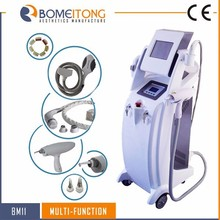 3 in1 9 Languages long pulse dual screen IPL beauty machine
