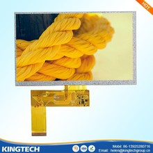 """7"""" inch 800x480 capacitive touch screen"""