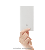 Best of the Best !original for xiaomi power bank 5000mAh external battery pack xiaomi 5000 MI external battery charger