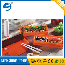 Glass refill thermal food container /hot pot/lunch box for kids food warmer