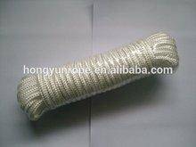 4mm cuerda de nylon, de nylon trenzado/trenzado de cuerda