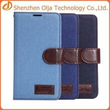 Olja high quality flip book case for samsung galaxy s5 case,for samsung note 3 case