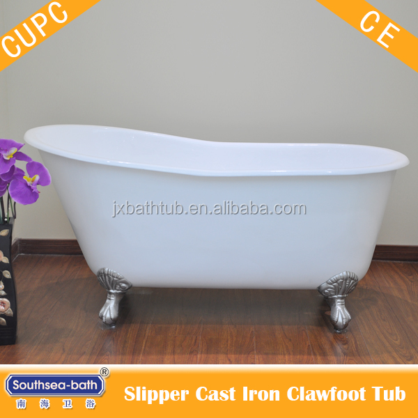 Hot Vintage Small Deep Freestanding Portable Cast Iron Tub Bathtub ...