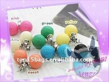 hot sale small ball Earrings 2012