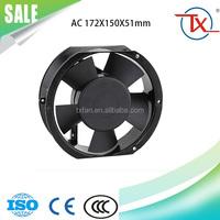 17251 Heat Sink 12V Fan Round fan 172x150x51mm ac Exhaust Ventilation Cooling Fan Motor with IP68