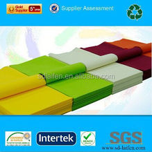 50gsm PP Spunbond Nonwoven Fabric Wholesale Tablecloth