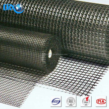 High Quality fiberglass geogrid&coated bitumen&adhesive type and with CE certificates
