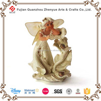 2105 lovely little angel resin model