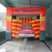 First-class product automatic car wash machine price