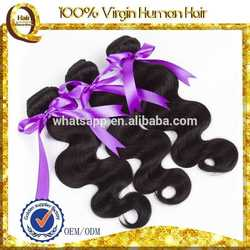 human hair extension 2013 new products to 5a virgin peruvian hair