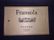 Torres - Fransola - Wooden Wine Box With 6 Bottle Inserts