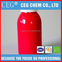 China model chemical factoty professional in making liquid color thick&thin