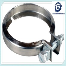 2015 new brand ss316 china hose/glass clamp made in China