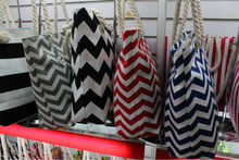 Stocks Fashion Canvas Chevron Cross Body Hobo Bag Tote Bag bolsa de chevron,saco chevron,can delivry within 3 days