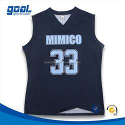 Hot Selling Mens Womens Basketball Uniform Design