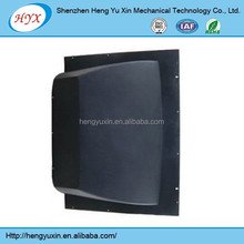 eco-friendly vacuum forming plastic thermoforming pvc hard TV Background shell