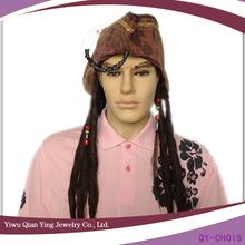 cheap wholesale jack sparrow wig