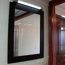 large aluminium mirror and silver mirror glass sheet for bathroom wall decoration china manufacturer