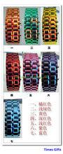 fashion Japan Inspired LED Watch